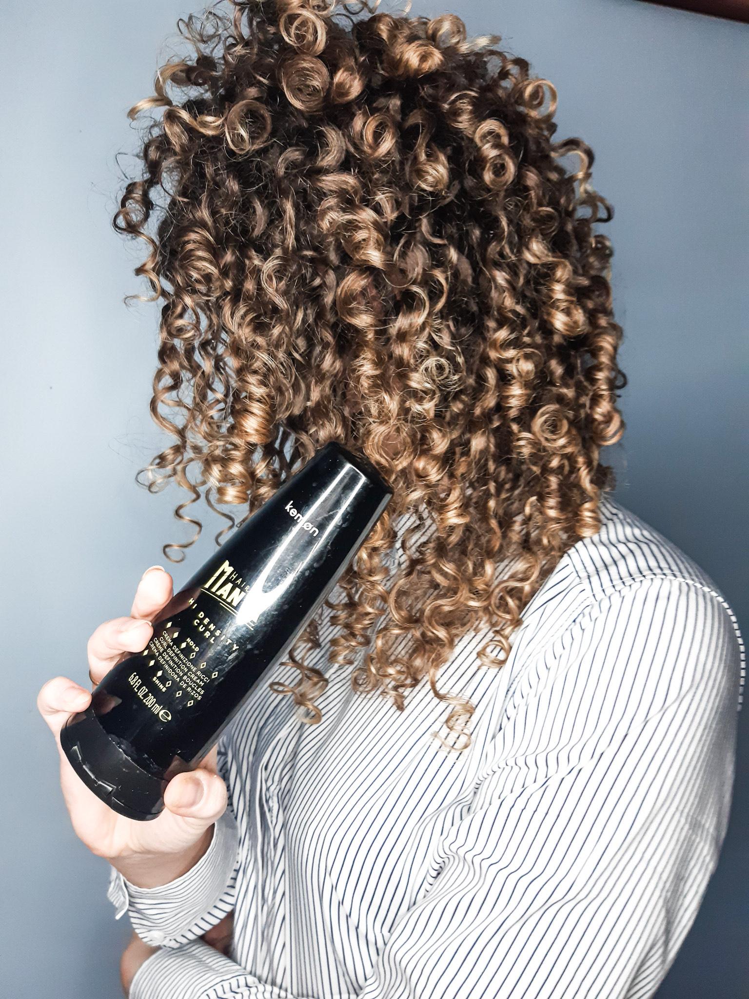 Kemon Hair Manya Hi Density Curl – Recenzja