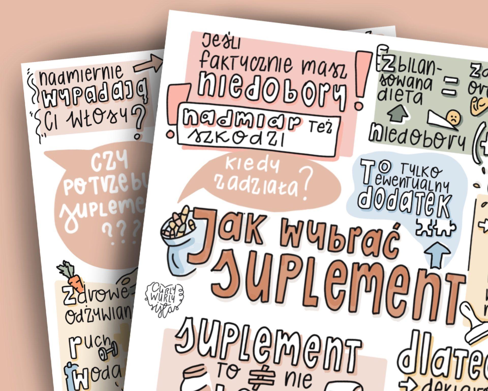 Na co zwrócić uwagę, wybierając suplement diety?